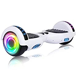 Best hoverboard for teenagers by WebByWebb.com