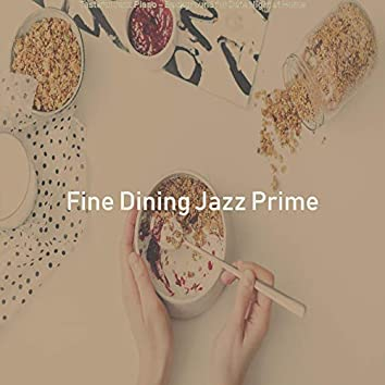 Tasteful Jazz Piano - Background for Date Night at Home