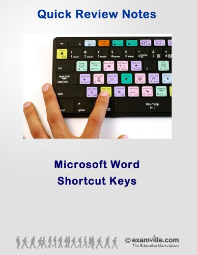 Microsoft Word 2003-2010 Shortcut Keys (English Edition)