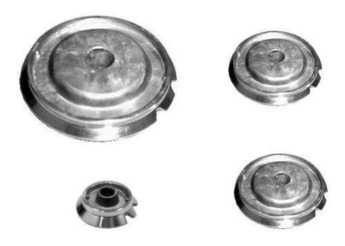 1Satz Brenner für Gasherd Ariston–Indesit 4Stück Kit Cod B 0235