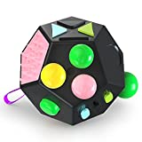 VCOSTORE 12 Sided Fidget Cube, Dodecagon...
