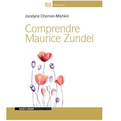 Couverture de Comprendre Maurice Zundel