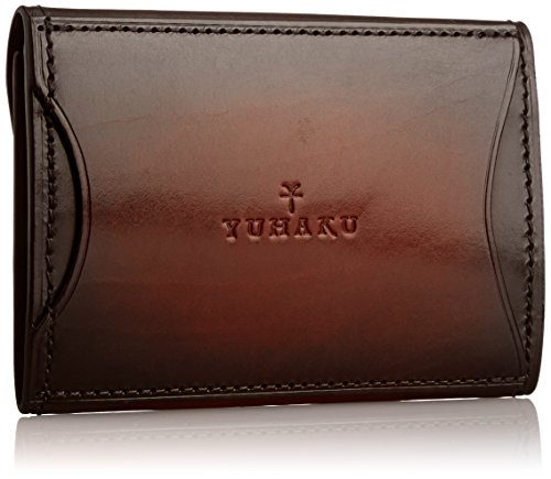 YUHAKU ベラトゥーラコインケース YVE150 DBR ダークブラウン