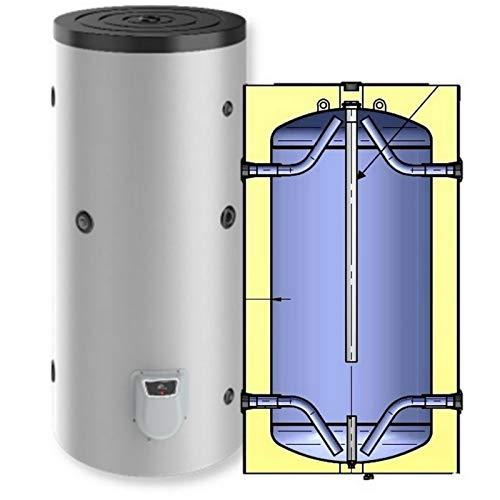 Elektrospeicher, Standspeicher, Warmwasserspeicher leistungsstarker Boiler mit 3-9 kW Heizleistung und Zirkulationsanschluß in der Größe 500 L Liter