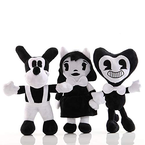 "Souple et l/'encre Machine encre Alice Angel Beanie 14/"" plush"