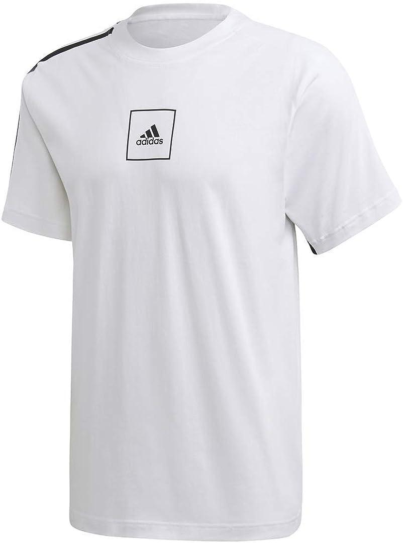 adidas 3-Stripes tee Camisa Hombre
