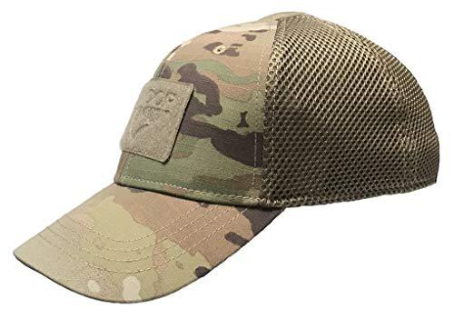 Condor Flex Tactical Mesh Cap Scorpion S/M