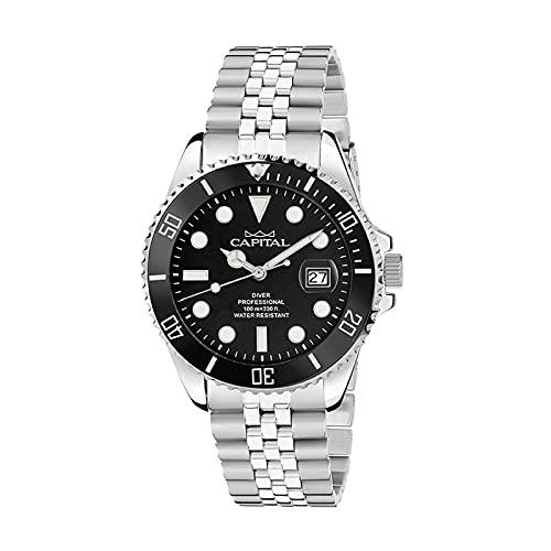 Uhr Time For Man Capital Quarz AX209-01*OI