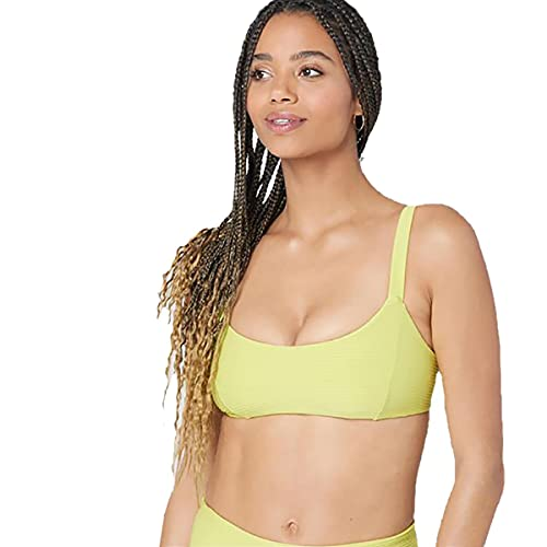LSpace Eco Chic Off The Grid Jess Top Apple Green DD-Cup