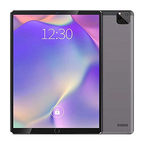 tablet PC 10.1 Pulgadas 2K HD PC Android 8.1 procesador de Diez núcleos 4G RAM + 128G ROM 8MP + 16MP píxeles 8500mAh WiFi de Doble Banda Dual-SIM Dual-Standby 4G teléfono de Llamada