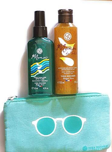 Yves Rocher Set Monoi (Aceite Scrub + Agua Perfumada)