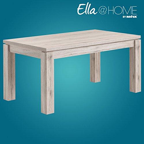 ROLLER Ella@Home Esstisch - Sandeiche - 160x90 cm