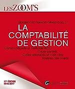 La Comptabilité de gestion 2016-2017 de Beatrice et francis Grandguillot
