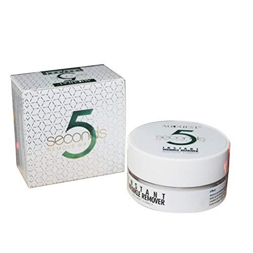 Tree-es-Life Auquest Peptide Crema Antiarrugas de 5 Segundos Elimina Las Arrugas Crema Facial Reafirmante Apretar Crema hidratante Crema Facial Cuidado de la Piel Blanco