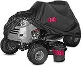 Tough Cover Premium Lawn Tractor Cover. Heavy-Duty 600D Marine Grade...