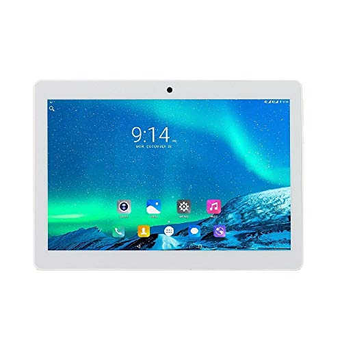 10.1Inch Tablet PC 1280x800 IPS HD 2G RAM 16G ROM Android 7.0OS Quad-core Processor AGPS WIFI 3G Cellular 2SIM Card (Golden)