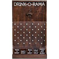 Hammer + Axe Wooden Drink-O-Rama Game