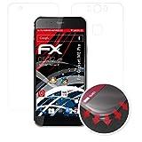 atFolix Schutzfolie kompatibel mit Gigaset ME Pro Folie, entspiegelnde & Flexible FX Bildschirmschutzfolie (3er Set)