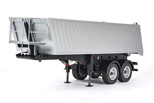 CARSON 500907312 - Camión teledirigido (Escala 1:14, 2 Ejes)