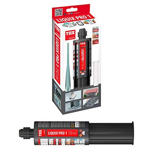 TOX Verbundmörtel Liquix Pro 1 styrolfrei 150 ml, 1 Stück, 084600041