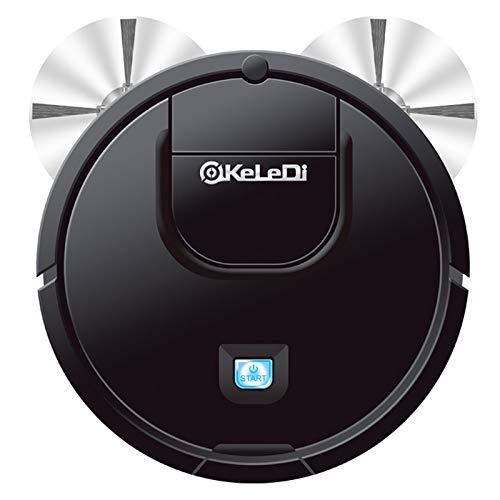 Joyhoop Robot Aspirador, Robot Aspirador y fregasuelos con Carga USB y Súper...
