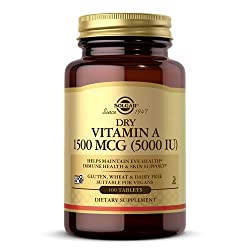 vitamin a supplement