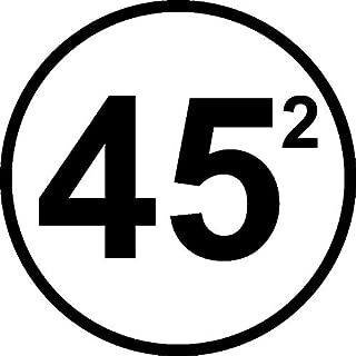 Best 45 bumper sticker Reviews