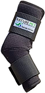 Nature Pet Dog Hock Brace 135° soft/Ankle joint Bandage for Dogs/Hock Joint Wrap