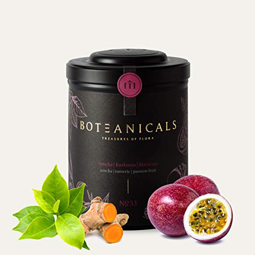 Boteanicals No. 53 Sencha   Kurkuma   Maracuja - Premium-Tee in Bio Qualität