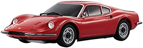 AUTOSCALE MINI-Z FERRARI DINO 246 GT ROT (N-RML)