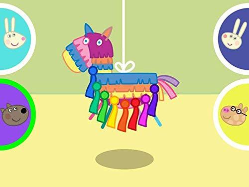 SWAOOS 1000 Piezas Rompecabezas Rompecabezas Puzzle Rompecabezas Pepe Pig niños y Adultos cartón Resistente desafío