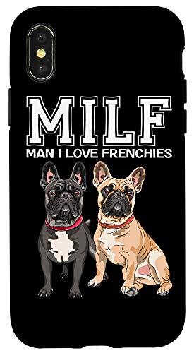 iPhone X/XS French Bulldog Frenchie Case