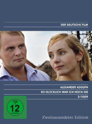 So glücklich war ich noch nie - Zweitausendeins Edition Deutscher Film 3/2009.