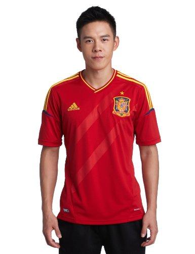 adidas Spanien Trikot EM 2012, Größe:XL