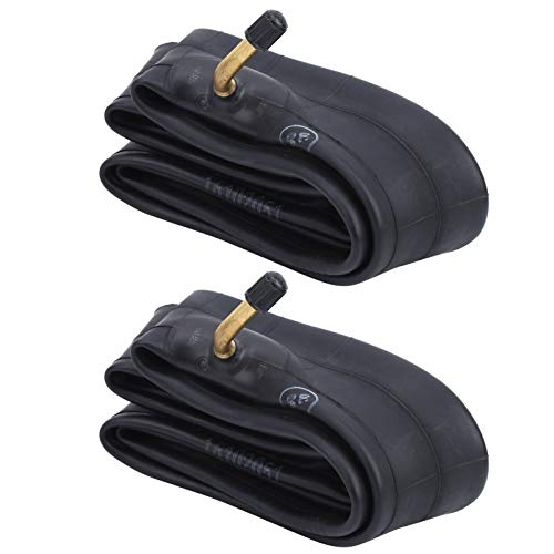 M-YN 2 Pack Bike Tube 16x2.125in,16 Inch Bicycle Inner Tubes Replacement W/Bend Valve For Folding Bicycle Bike