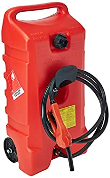Scepter USA 6792 Duramax 14 Gallon Flo-N-Go Fuel Caddy Red