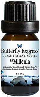 Butterfly Express Pure Essential Oils-Le Millenia 10ml (Compare to Valor)