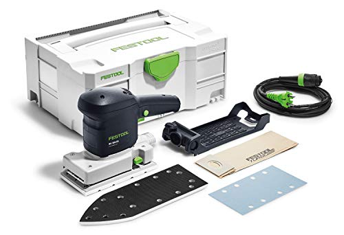 Festool 567848 - Lijadora orbital RS 300 EQ-Set