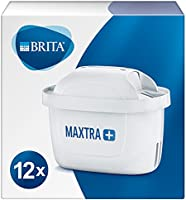 BRITA filter cartridges MAXTRA + 12 Pack - cartridge for all BRITA water filters to reduce lime, chlorine &...