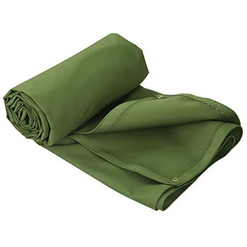 Verdicken Sie Plane Regenfestes Tuch wasserdichte Sonnencreme Im Freien Schatten Tuch Schuppen Tuch LKW Abdeckung Regen Tuch Plane Leinwand Plane 620g / M2 (Color : 2 * 2M)