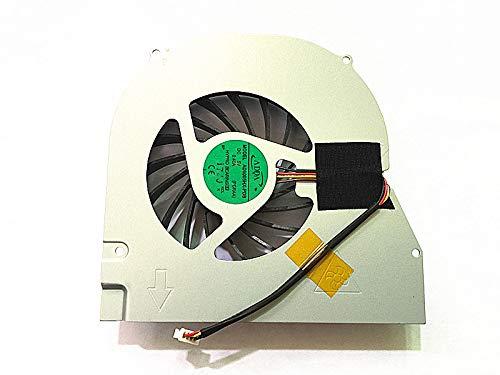 KEMENG New Laptop Replacement CPU Cooling Fan for Toshiba QOSMIO X775-Q7272 X775 X770