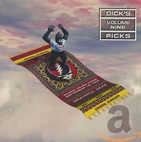 Dick's Picks Vol. 9-Madison Square Garden, New York, NY 9/16/90 (3-CD Set)