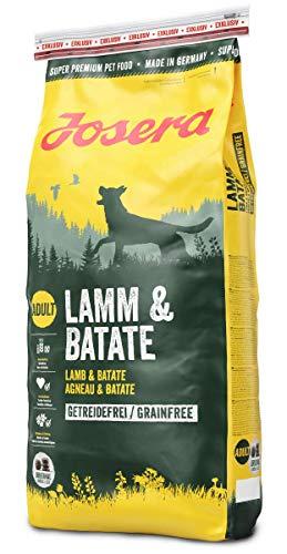 Josera Lamm & Batate 15 kg getreidefreies Hundefutter