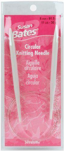 Silvalume Knitting Needles
