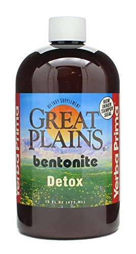 Yerba Prima Great Plains Bentonite Detox, 16 Ounce - 3 per case.