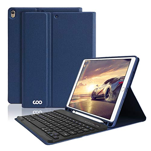 iPad Pro 10.5 Keyboard Case with Built-in Pencil Holder $14.07 (53% Off)