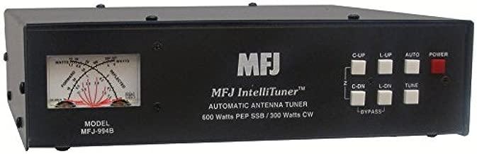 MFJ Enterprises Original MFJ-994B 1.8 ~ 30 MHz Automatic Antenna Tuner 600 Watts SSB/CW IntelliTuner w/ SWR/Watt Meter.