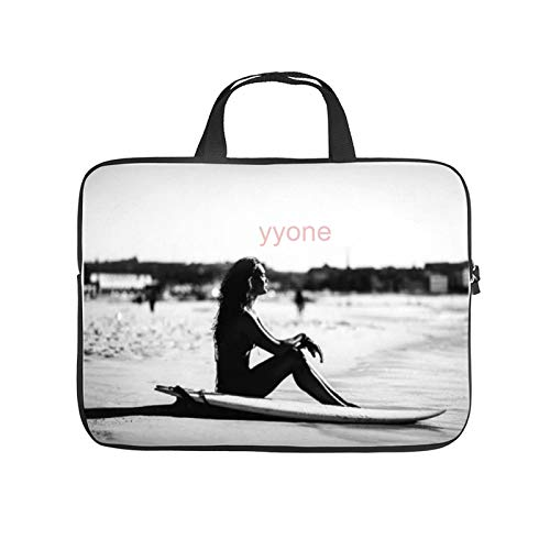 Neoprene Sleeve Laptop Handbag Case Cover Surf and Relax 10 Inch Laptop Sleeve Case for 9.7' 10.5' Ipad Pro Air/ 10' Microsoft Surface Go/ 10.5' Samsung Galaxy Tab