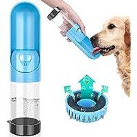 Tsymo Leak Proof Portable Puppy Water Dispenser, 10 Oz