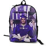 Harvard Dropout Zaino per scuola, lavoro e università, zaino sportivo e zaino per la scuola, con scomparto per laptop e imbottitura per lo schienale